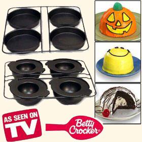 Mini Cake Pan Betty Crocker Mini Cake Pan