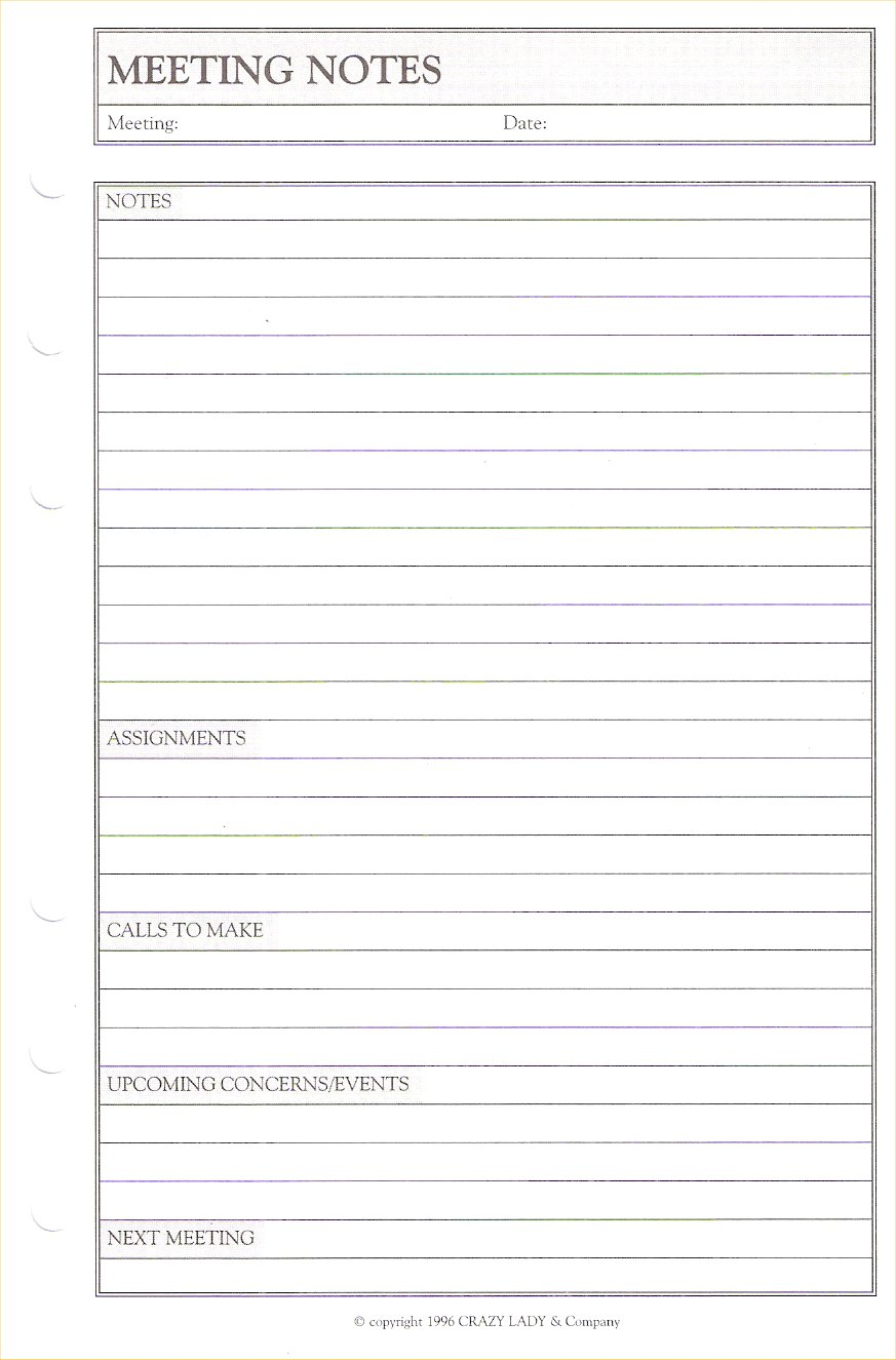 Planner Pages: Big Crazy Lady Day Planner Pages