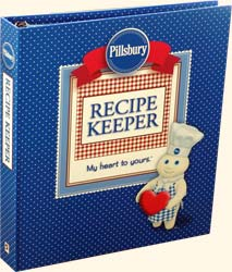 Pillsbury Recipe Binder