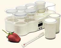 Extra Jars for the Donvier Yogurt Maker