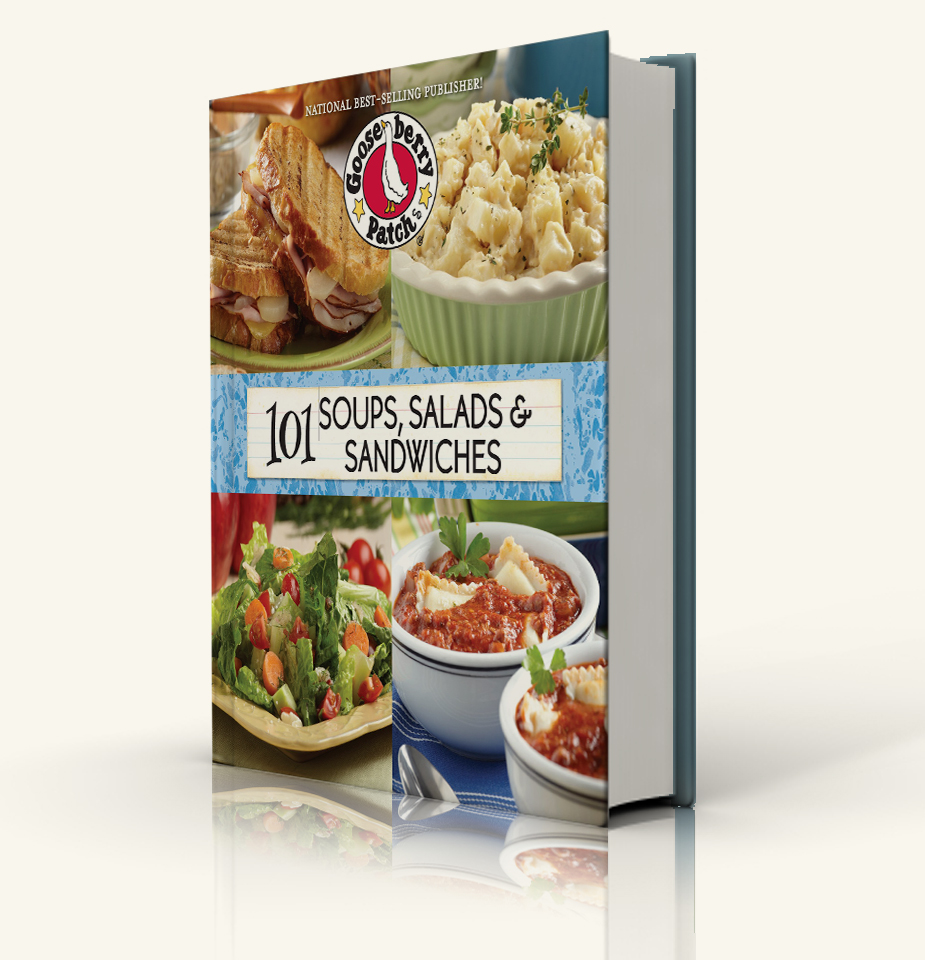 101 Soups Salads and Sandwiches