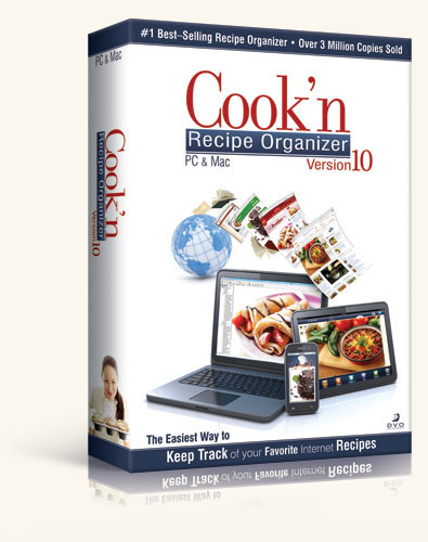 Cook'n Cookbook Software