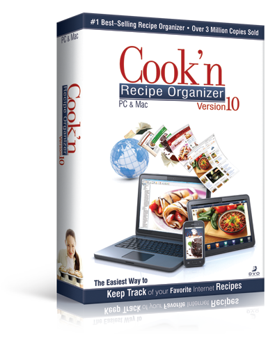 Cook'n Recipe Organizer