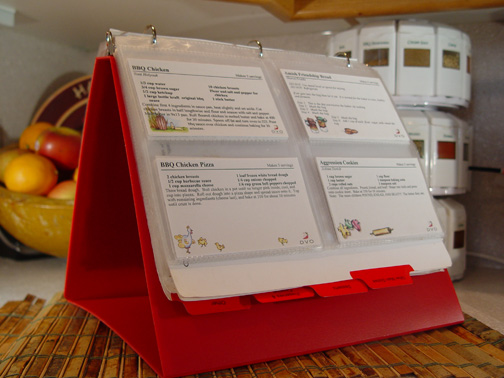 Cook'n Recipe Binders