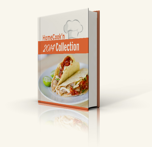 HomeCook'n 2014 Cookbook