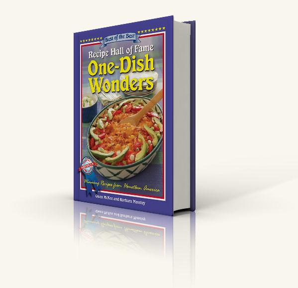 recipe hall of fame one dish wonders cookbook ForOne Dish Wonders Recipes