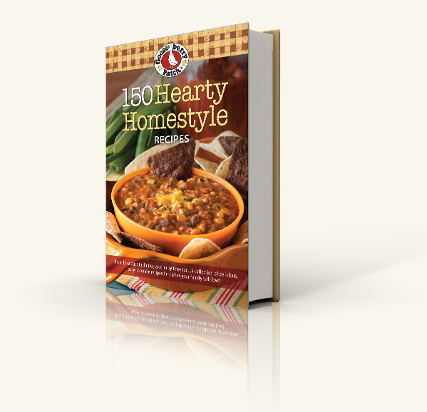 Gooseberry Patch 150 Hearty Homestyle Recipes