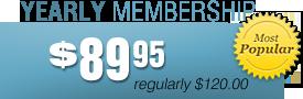 Cook'n Club Yearly Membership