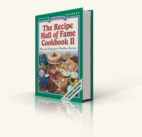 Recipe Hall of Fame Cookbook II