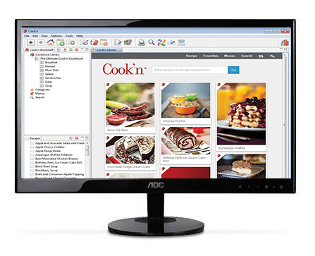 recipe software cook n recipe software for iphone android pc mac