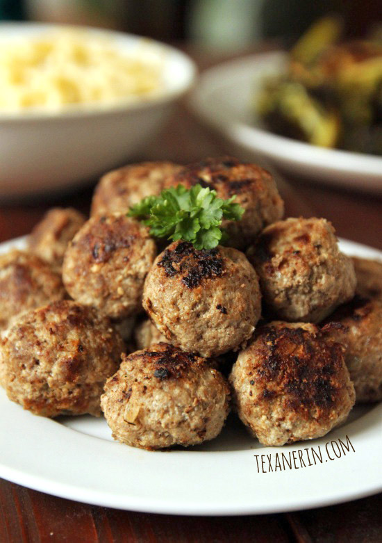 gluten free swedish meatballs. Black Bedroom Furniture Sets. Home Design Ideas