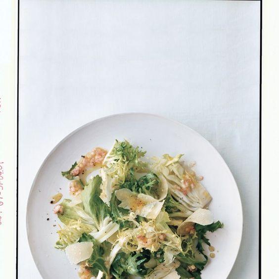 Fennel Frisee And Escarole Salad