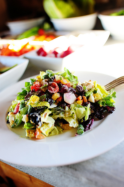 New York Style Chopped Salad
