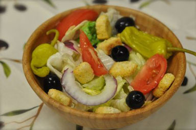 Top Secret Salads