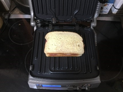 toaster sandwich and grill combination