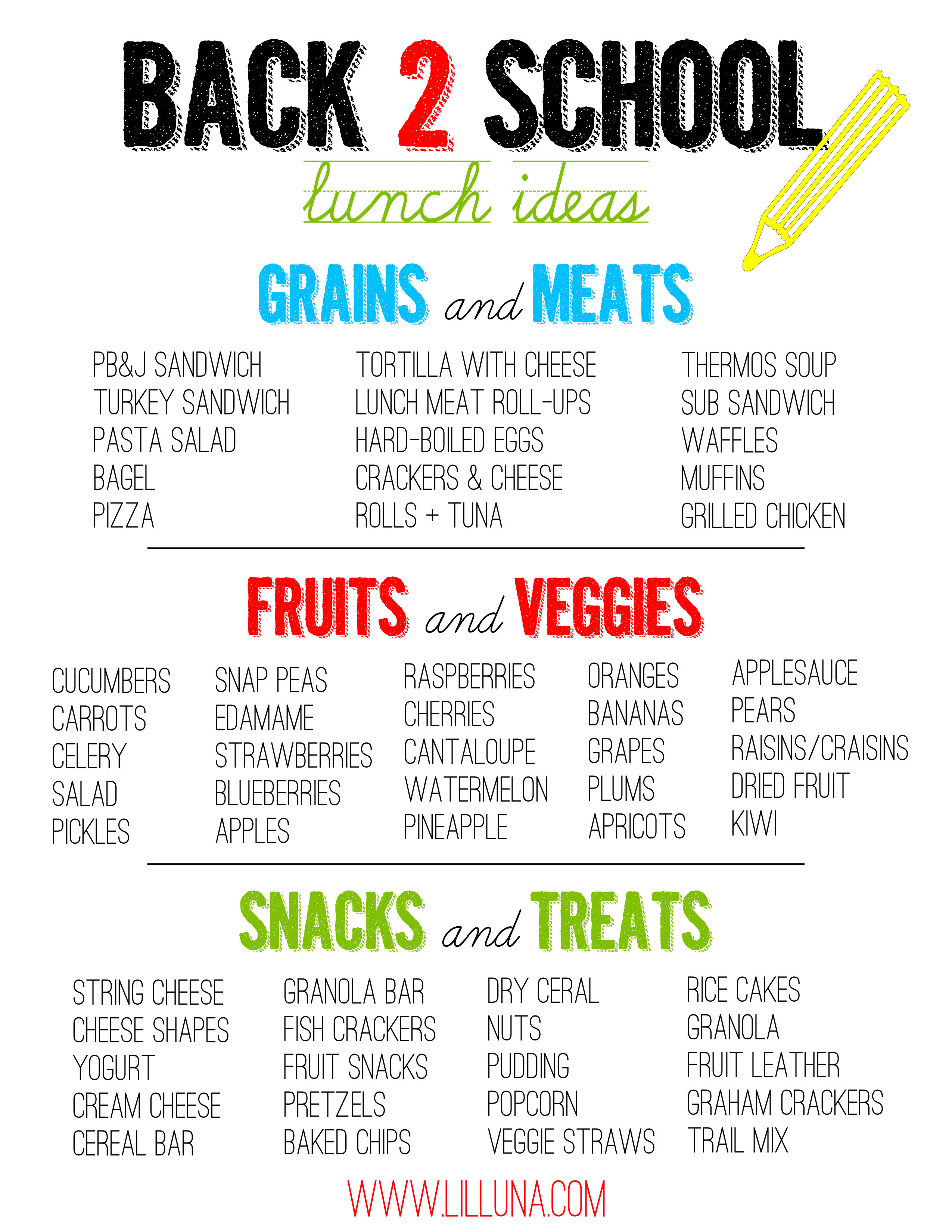 There Are Plenty More Ideas Out And Maybe You Already Have A Few Up Your Sleeve Making Lunch Easier Healthier Is Always Something I Am Working