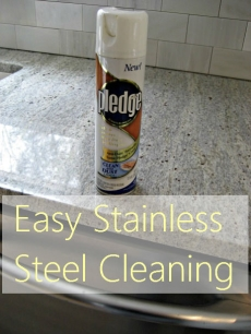 how to keep stainless steel clean from fingerprints