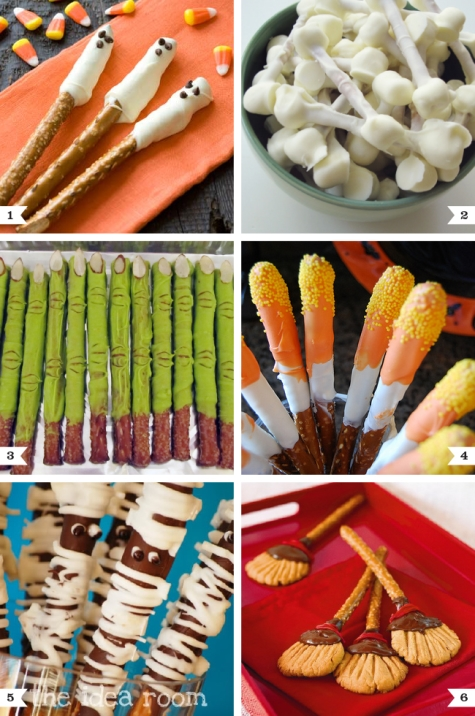 Pretzel Sticks One Versatile Snack