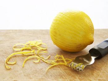 Eating WHOLE lemons!