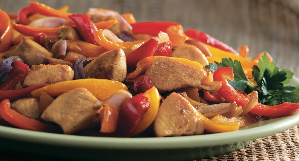 bell pepper chicken recipes