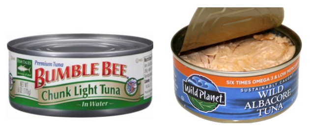 Tuna to the table for Tuna fish can