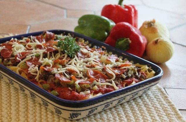 Make cook n easy pair this one dish wonder with another for One dish wonders recipes