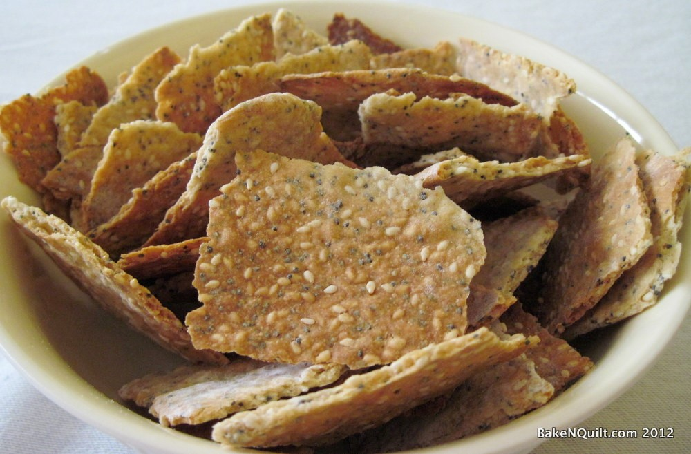Homemade wheat thins easy and healthy it was all about making your own whole grain toasty nutty crisp crackly crackers solutioingenieria Images