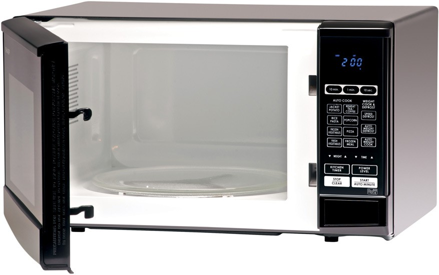 Have A Sparkling Clean Microwave In 5 Minutes Or Less