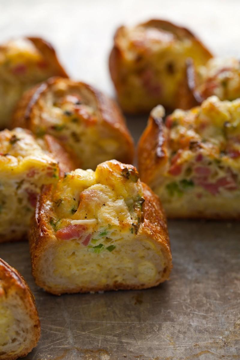 Багет с сыром и чесноком рецепт пошагово