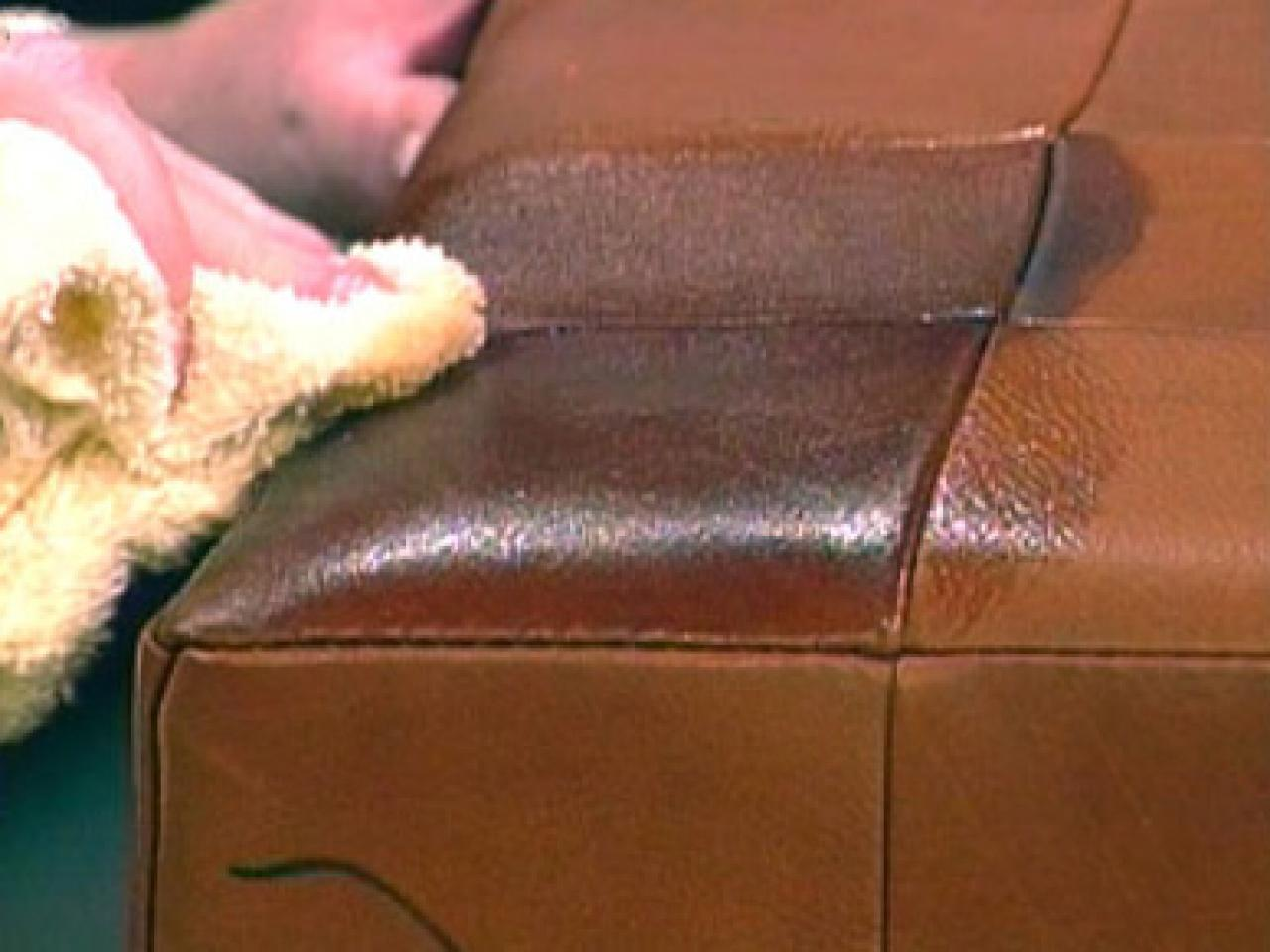 How To Remove Cooking Oil From Leather Bag