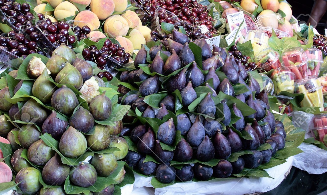 All About Sweet, Fresh Figs - thespruceeats.com