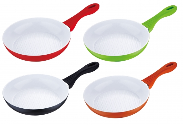 thereu0027s a new kid on the block now though that iu0027m crazy about itu0027s ceramic ceramic is a newer material in the world of nonstick cookware - Ceramic Frying Pan
