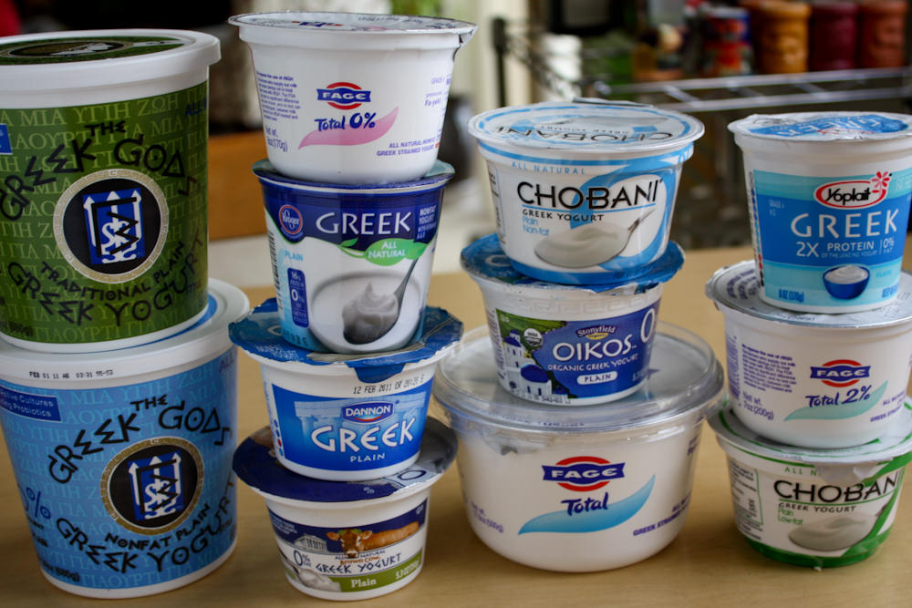 Because Greek Yogurt Just Wasn T Good Enough For You People