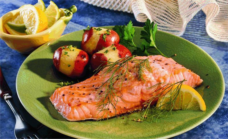 Rish steaks for Fish steak recipe