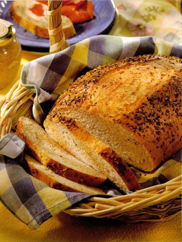 dill bread machine recipe