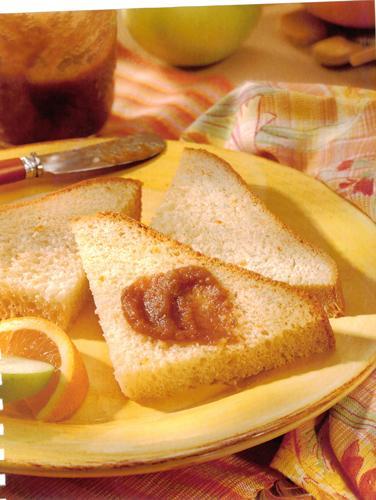 bread machine applesauce bread