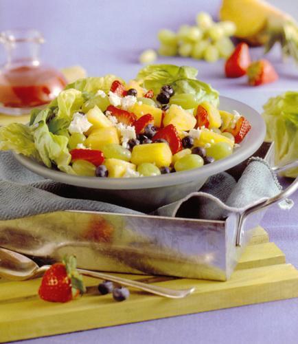 Easy Fresh-Fruit Salad