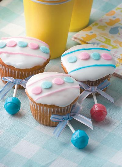 baby rattle cupcakes baby rattle cupcakes baby rattle cupcakes baby ...
