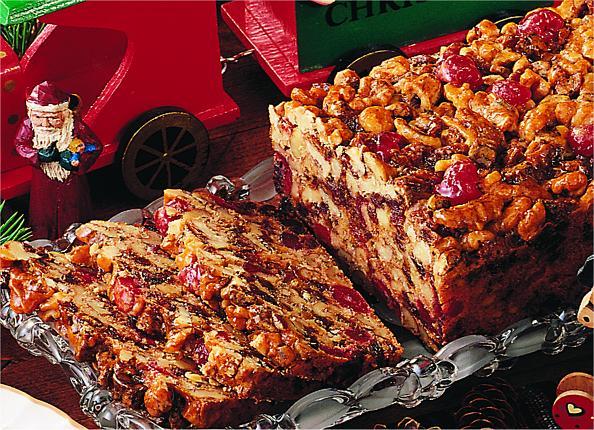 Christmas Fruit Cake.Christmas Special Fruitcake