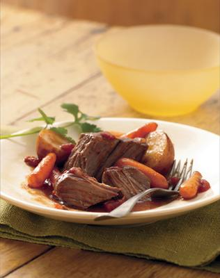Southwestern Pot Roast Recipe — Dishmaps