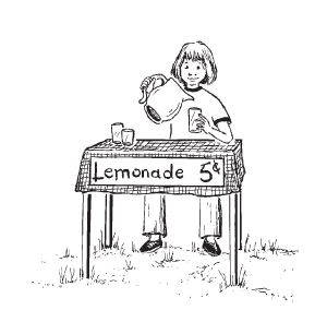 Lazy Days Lemon Cake