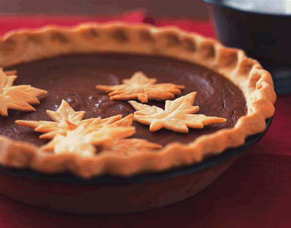 Vida Lee's Maple Pumpkin Pie