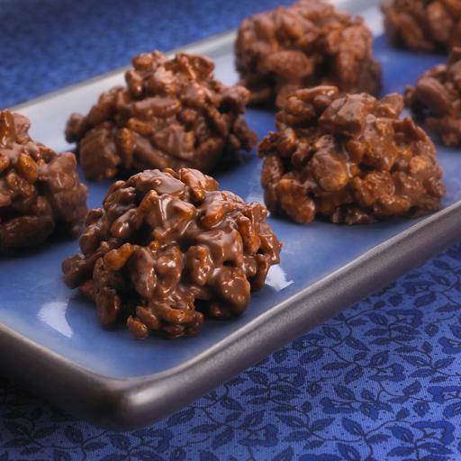 pecans milk chocolate pecan clusters your pecans into clusters pecan ...