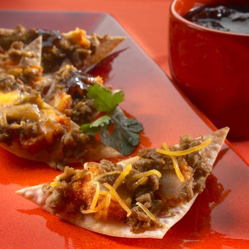 Party Nachos Recipe — Dishmaps