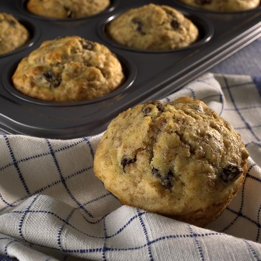 Raisin Bran Honey Muffins