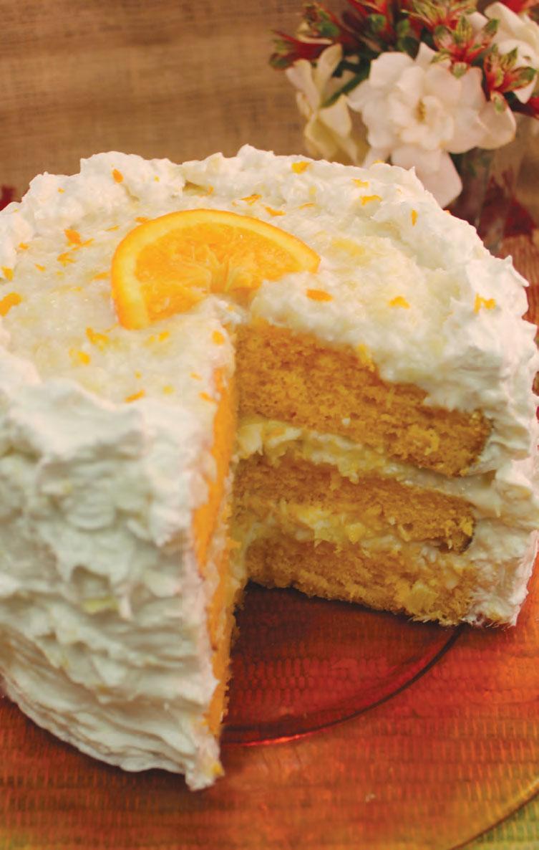 Hawaiian Sunset Cake Recipe