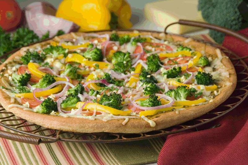 ... whole wheat veggie delivered pizza veggie pizza whole wheat pizza