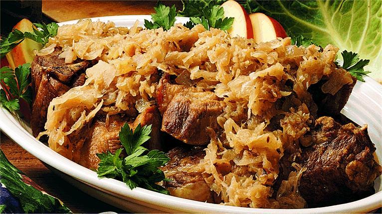Sauerkraut recipes pork