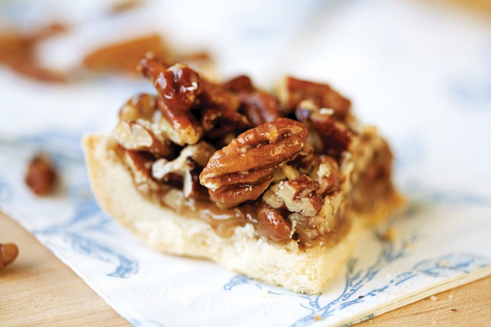 Pecan Bars Recipes — Dishmaps