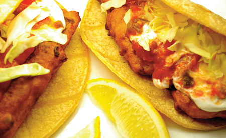 Fish Taco Recipe on Fish Tacos Png